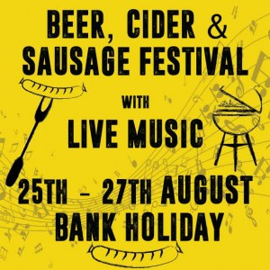 The Lion Beer and Sausage Festival